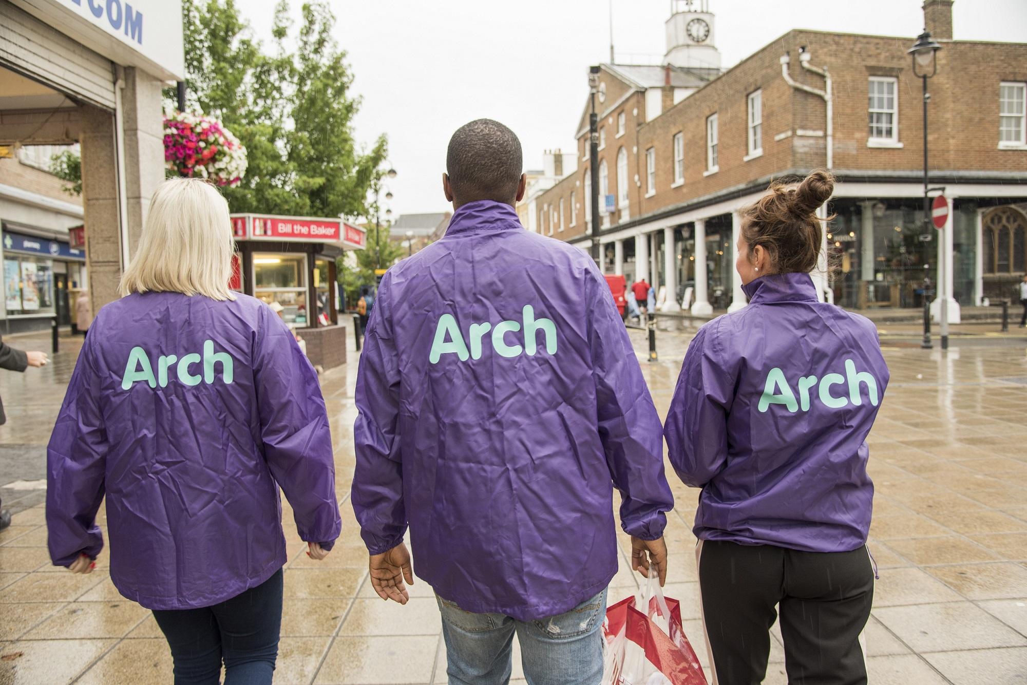 ARCH outreach team